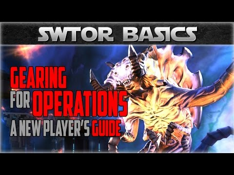 SWTOR Basics: New Players Guide to Operations