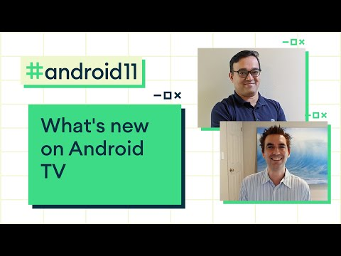 What's new on Android TV