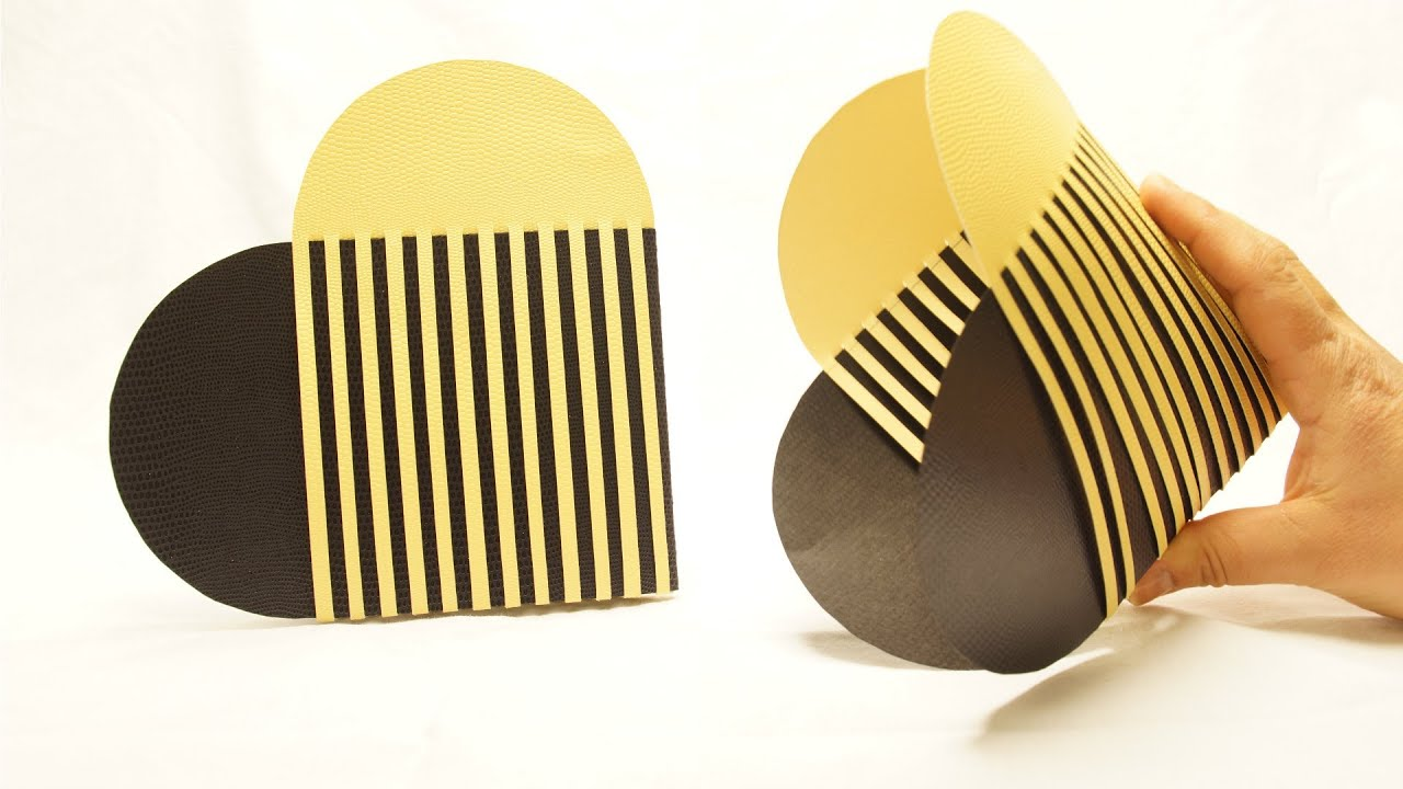muttertagsgeschenke basteln ein herz herztasche flechten zum muttertag mother s day crafts. Black Bedroom Furniture Sets. Home Design Ideas
