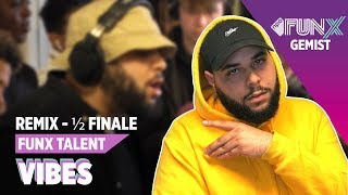 MARONE FLIPT XXXTENTACION - MOONLIGHT | FUNX TALENT - HALVE FINALE