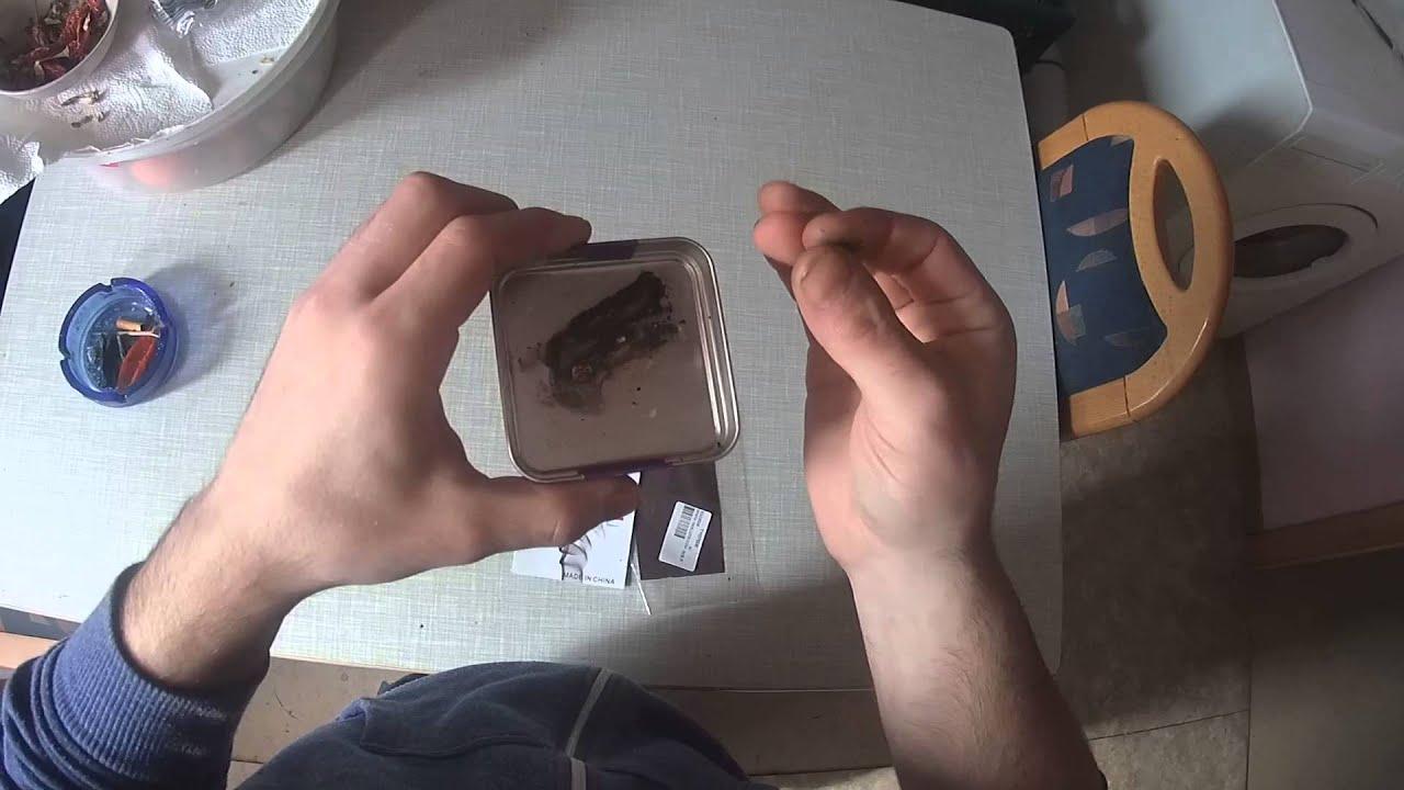 Как сделать дым из пальцев