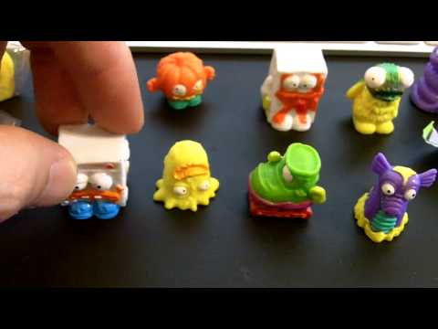 12 Pack Series 3 Trash Pack Unboxing by Reagans Toy Review