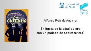 Jornadas Lengua Castellana y Literatura · Alfonso Ruiz de Aguirre