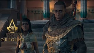 Assassin's Creed Origins|Let's Play Assassin's Creed Origins DLC 2 #08 Suche nach Merti
