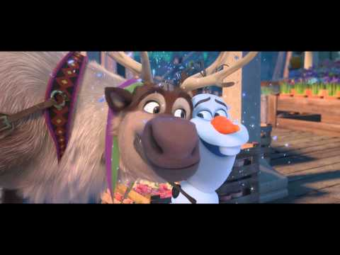 Frozen Sing-Along Edition on DVD and Digital HD Nov.18!