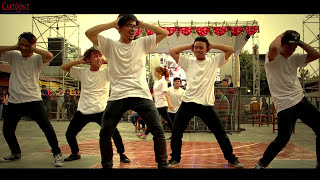Jaalma's Live Dance Performance | Cartoonz Crew | KEC | Resham Filili (Paari Tyo Dada)