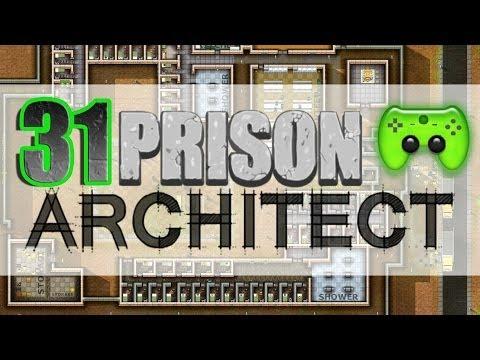 PRISON ARCHITECT # 31 - Verkaufen, verkaufen «» Let's Play Prison Architect Deutsch   Full HD