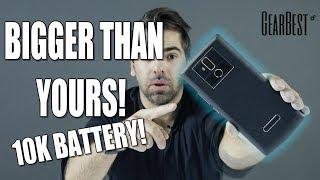 10000 Battery OUKITEL K7! - GearBest