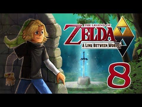 Let's Replay Zelda A Link Between Worlds [German][Helden-Modus][#8] - Gestohlene Schönheit!