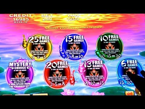 Fortune King Deluxe Slot Machine BONUSES Won MAX BET |  + LUCKY FESTIVAL GOOD FORTUNE SLOT BONUS