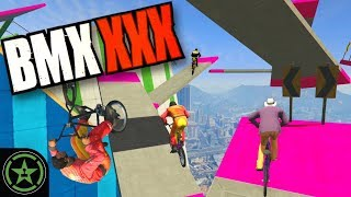 Things to Do In GTA V - BMX Triple X