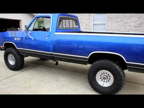 Dodge Power Ram - Mopar 5.9 Magnum