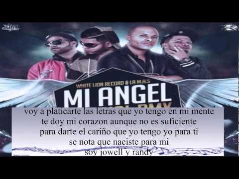 Farruko ft Jowell y Randy Y John Jay Mi Angel Official Remix Music Video Letra 2013
