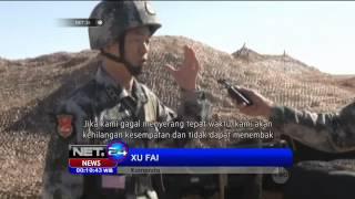 Latihan Militer Cina dan Rusia