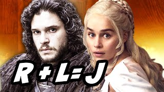 Game Of Thrones Season 6 Jon Snow R+L=J and Tower of Joy Explained