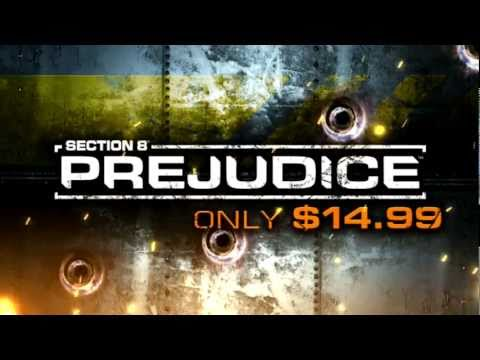 Section 8: Prejudice PS3 Launch Trailer - Available July 26th