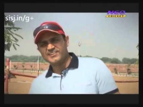 Virender Sehwag on Sachin Tendulkar, Tennis & F1