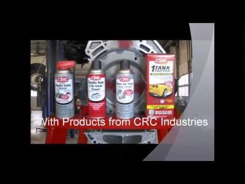 How to Perform a CRC Complete Fuel System Service