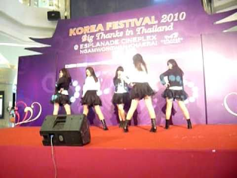 Pq' Cover Dance 4minute Hot Issue [korea Festival 2010] video