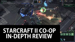 StarCraft II Co-op In-Depth Review - A Real-time Strategy Revolution