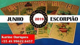 ESCORPIÃO, Conselho Mensal Junho/19