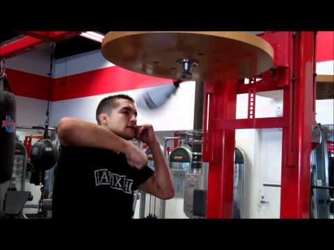 Speed bag training from LA BOXING TORRANCE CA Image 1
