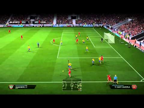 [HD] Premier League: Southampton vs. Arsenal (28-01-14) | Prediction/Prognose | Fifa 14 - PS4