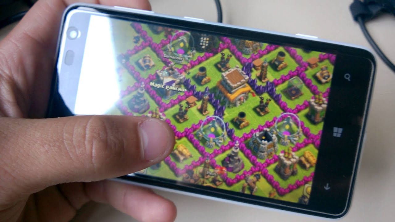 short, the how to play clash of clans on nokia lumia for