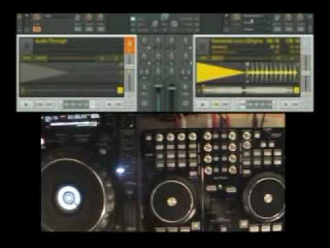 dj Tech i Mix Mkii Virtual dj Dj-tech I-mix Reload Black