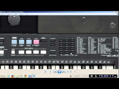 Review Teclado Yamaha PSR E433