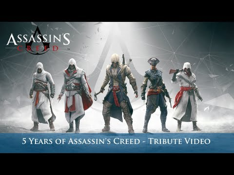 5 Years of Assassin's Creed