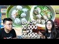 BAKSO Rp 55.000 VS RP 10.000 !! thumbnail