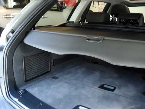 bmw e61 tailgate youtube. Black Bedroom Furniture Sets. Home Design Ideas