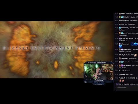 "Timthetatman Reacts To ""World Of Warcraft Cinematic Trailer"""