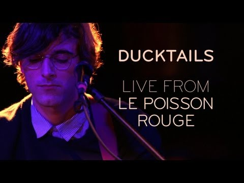 Pitchfork Presents: Ducktails - The Flower Lane Release Party
