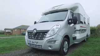 The Practical Motorhome Adria Matrix Supreme 687 SBC review