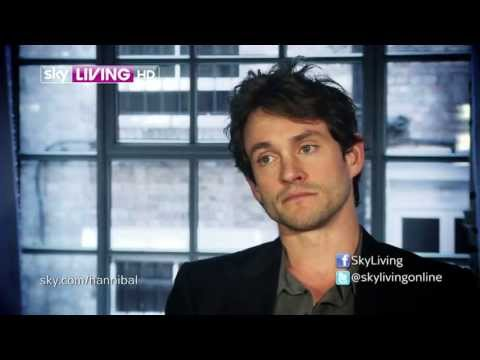 Exclusive Interview With Hannibal Star Hugh Dancy Sky Living