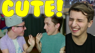 "Download Lagu Tyler Oakley ""Boyfriend"" Tag Reaction (ft. Troye Sivan) Gratis STAFABAND"