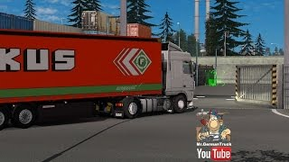 [ETS2 v1.26] Animated Gates in Companies *Different Gates*