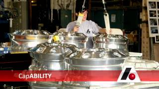 Experience Accuride's Gunite facility and The Plex Manufacturing Cloud in 360