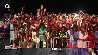 Shatta Wale With His Crew Crazy Performance In Shukura