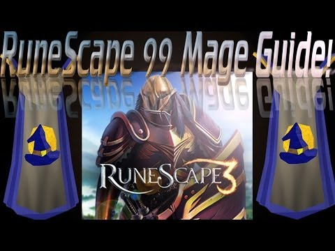 RuneScape 99 Magic Abyss Guide 2013! [ HD ] – Commentary
