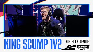 KING Scump Clutches His THIRD 1v2 in Three Days!