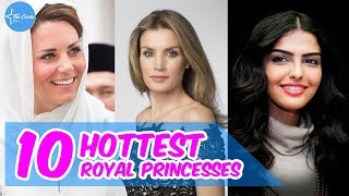 Top 10 Hottest Royal Princesses in the Modern World Today