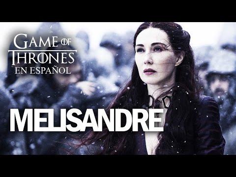 Melisandre | Game of Thrones en español