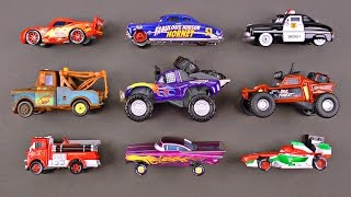 Learn Disney Cars Characters for Kids - Lightning McQueen, Tow Mater & More - Organic Learning