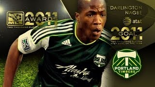 Darlington Nagbe Golazo | Anatomy of the 2011 MLS Goal of the Year