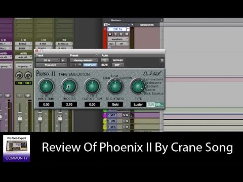 Review Of Phoenix II By Crane Song