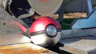 What's inside a REAL PokeBall?