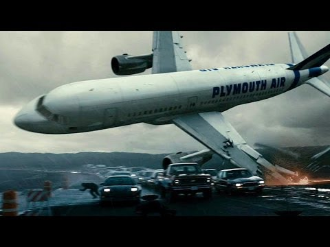 Top 10 Airplane Crashes In Movies video